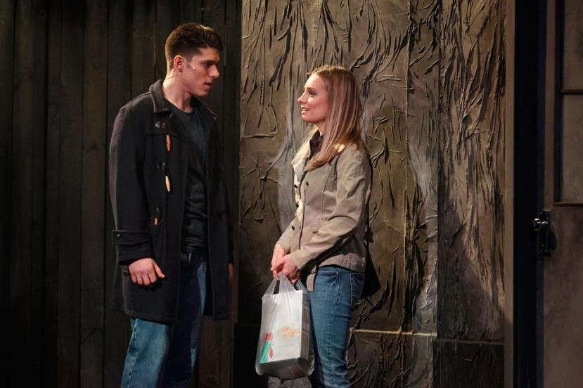 Blood Brothers Melbourne 2015 Josh Piterman, Christy Sullivan
