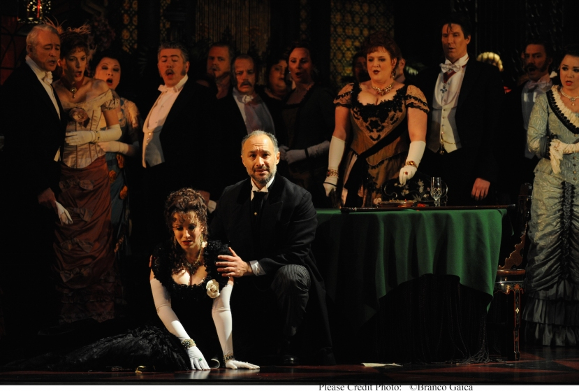 la traviata 2015 opera australia, Lorina Gore, Jose Carbo, chorus