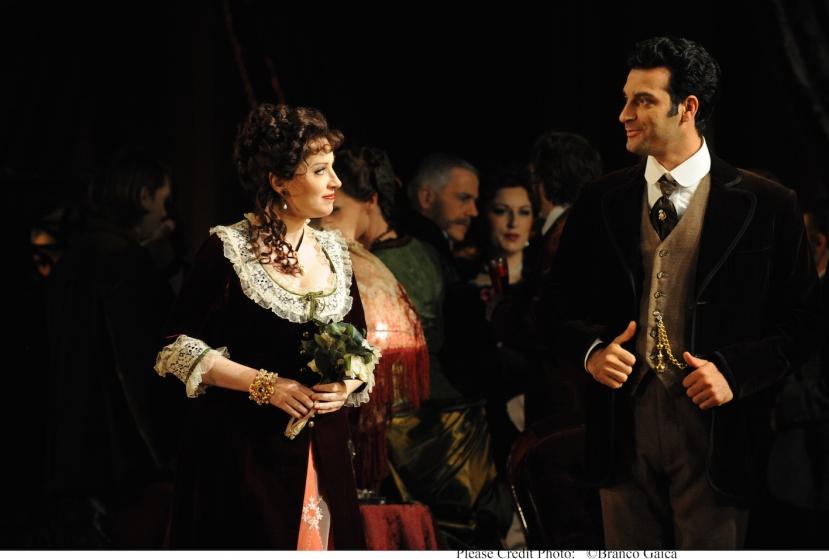 la traviata 2015 opera australia, Lorina Gore, Rame Lahaj