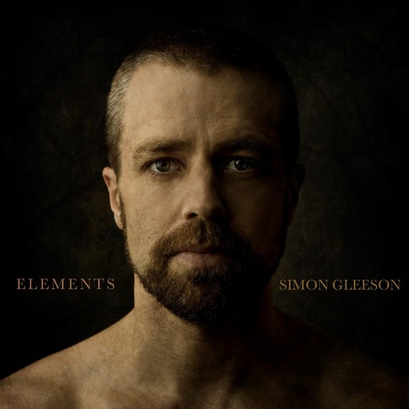 Simon Gleeson ELEMENTS album cover