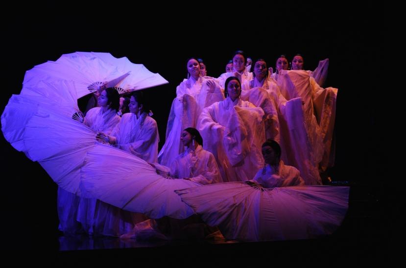 Turandot 2015 Opera Australia chorus