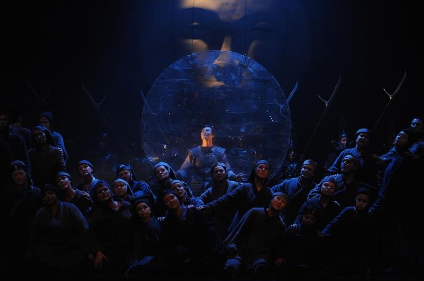 Turandot 2015 Opera Australia Yonghoon Lee