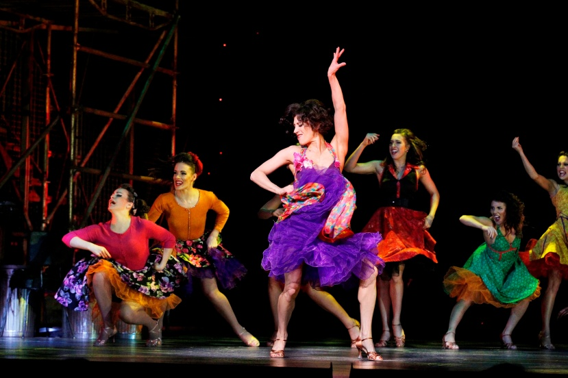 West Side Story, 2015, The Production Company, Deone Zanotto, Shark Girls