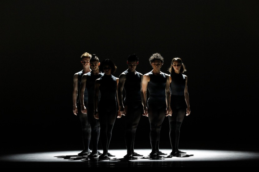 Artists of The Australian Ballet in 20 21 - Filigree and Shadow