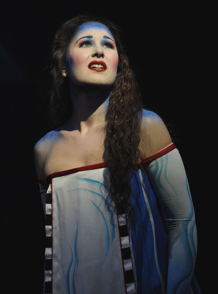 Nicole Car as Pamina, The Magic Flute