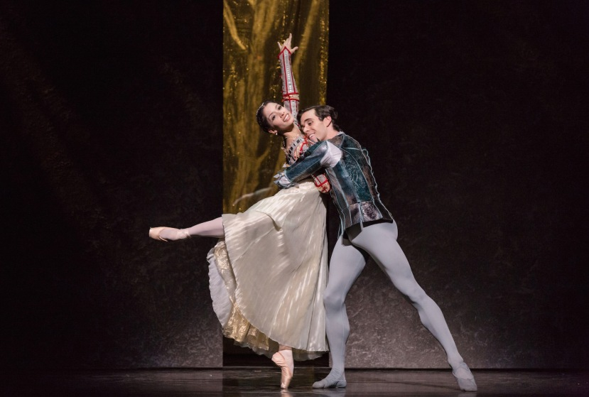 Romeo and Juliet 2015 Houston Ballet