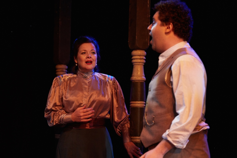 Stella 2015 Lyric Opera of Melbourne, Caroline Vercoe, Robert Barbaro