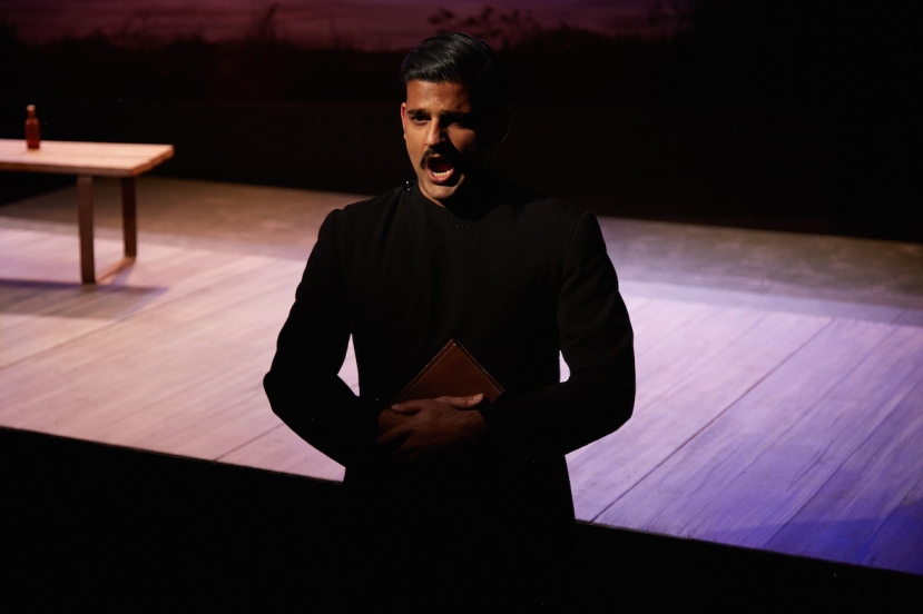Stella 2015 Lyric Opera of Melbourne, Shoumendu Ganguly