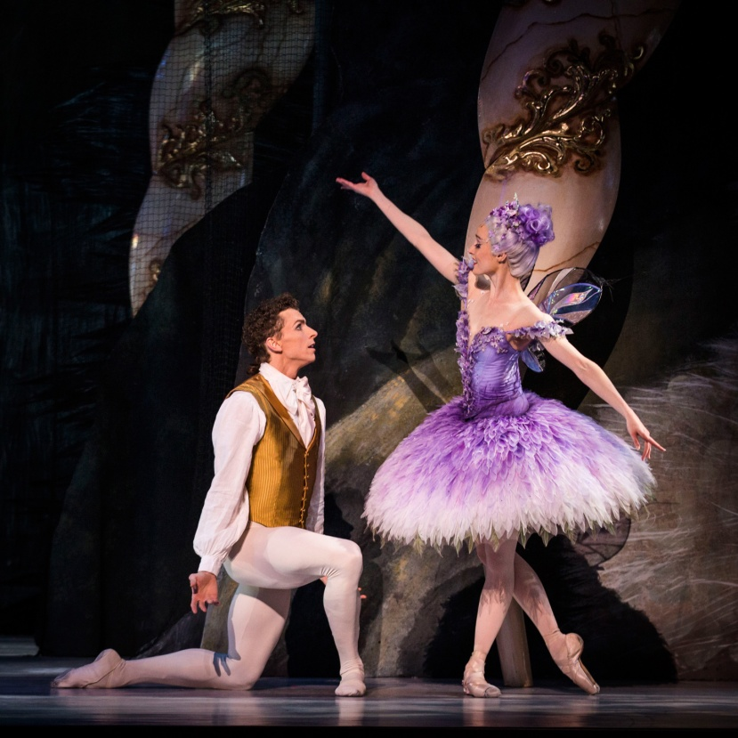 The Sleeping Beauty 2015 The Australian Ballet, Amber Scott, Kevin Jackson