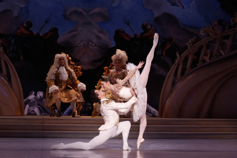 The Sleeping Beauty 2015 The Australian Ballet, Lana Jones, Kevin Jackson