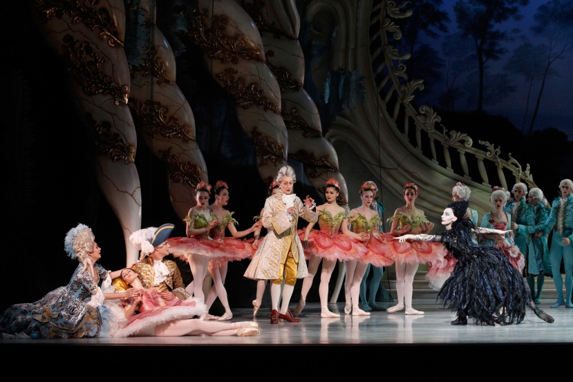 The Sleeping Beauty 2015 The Australian Ballet, Lana Jones, Lynette Wills