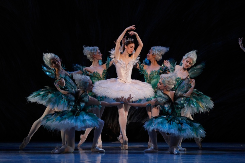 The Sleeping Beauty 2015 The Australian Ballet, Lana Jones, Woodland Nymphs