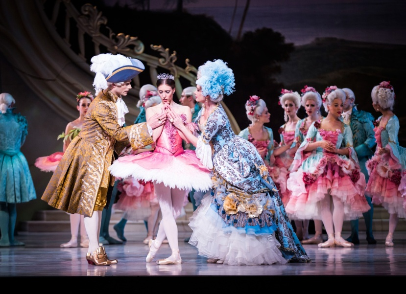 The Sleeping Beauty 2015 The Australian Ballet, Royal Family