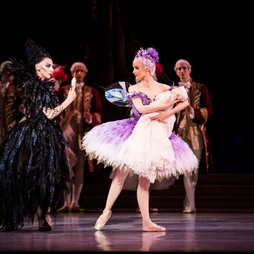 The Sleeping Beauty 2015 The Australian Ballet,Lynette Wills, Amber Scott