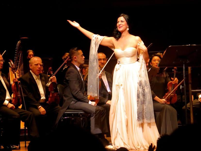 Angela Gheorghiu 2015 concert Melbourne