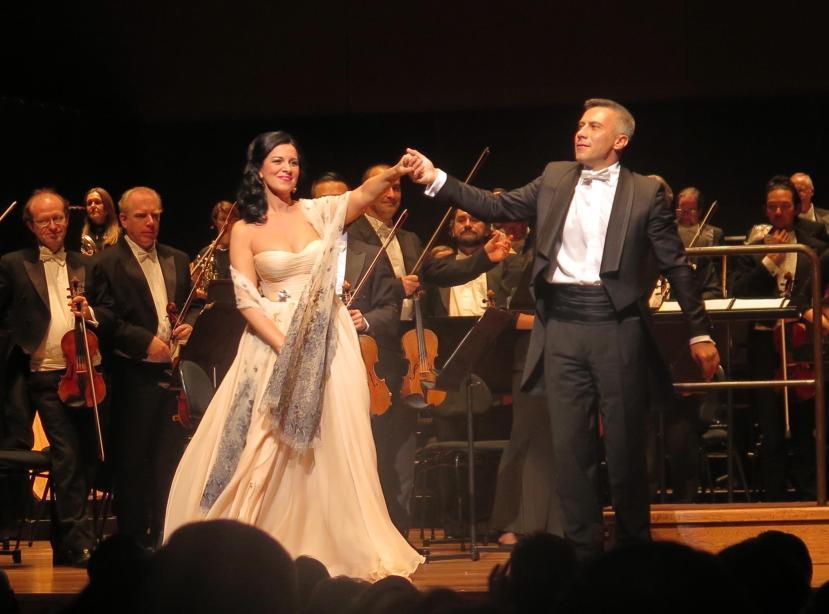 Angela Gheorghiu concert Hamer Hall, Melbourne 2015