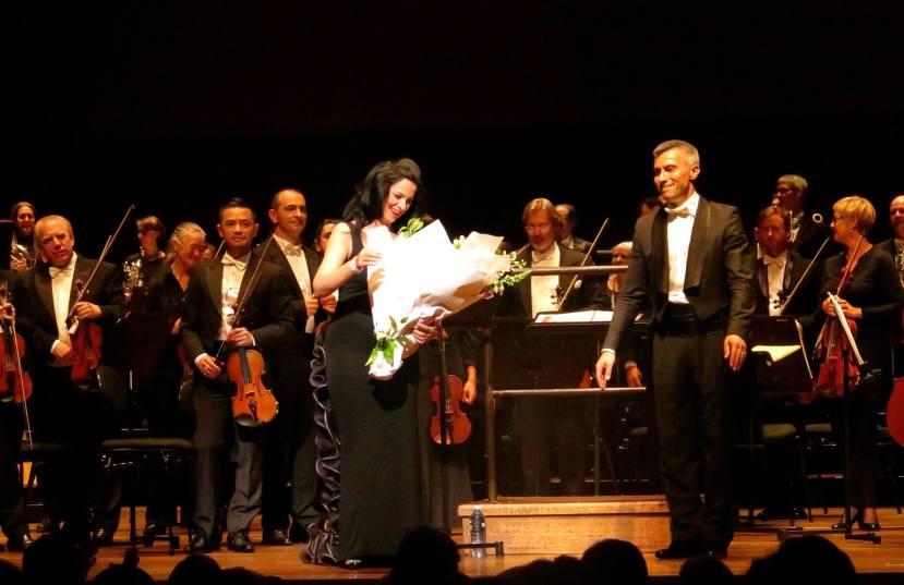 Angela Gheorghiu concert Melbourne 2015