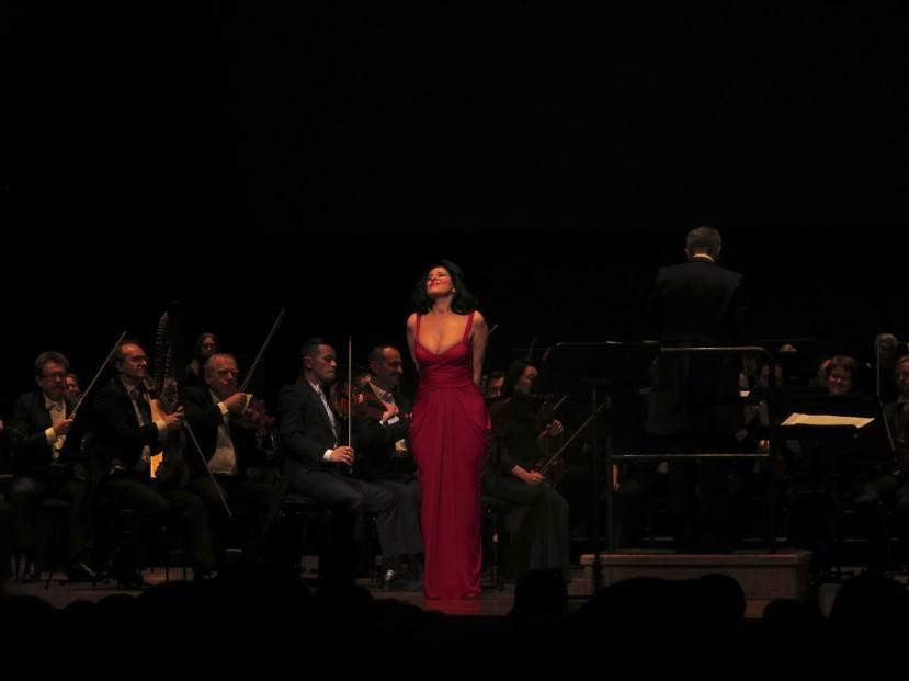 Angela Gheorghiu concert Melbourne Hamer Hall 2015