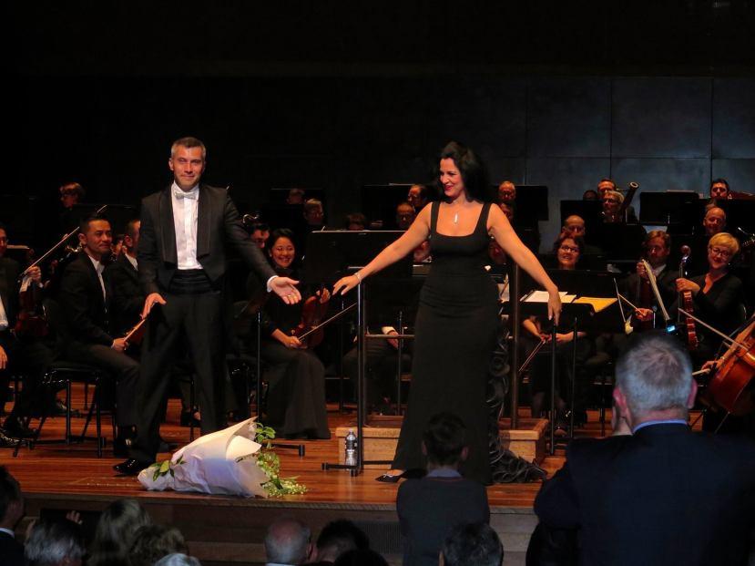 Angela Gheorghiu concert Melbourne in 2015