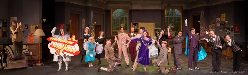 The Drowsy Chaperone 2015 CLOC Musical Theatre