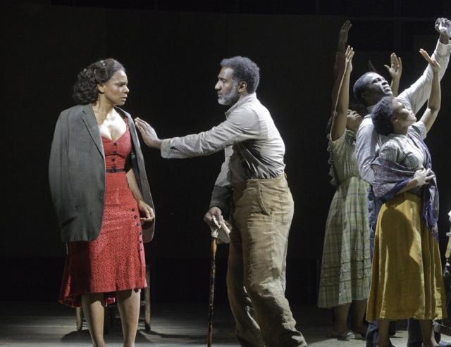 Audra McDonald in The Gershwin's Porgy and Bess