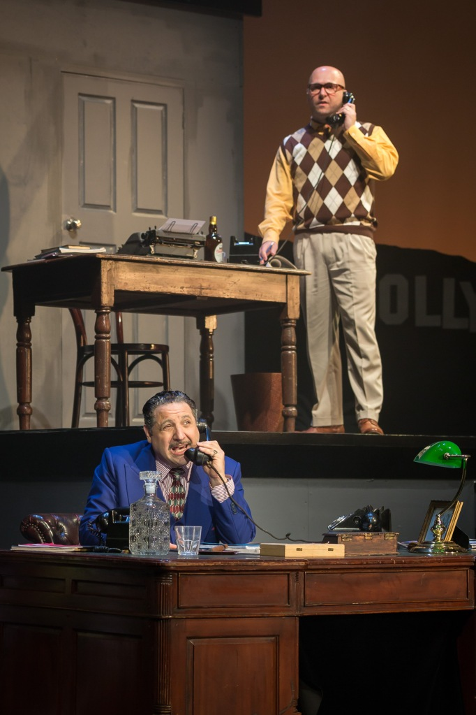 Dress rehearsal photo from the Life Like Company production of City of Angels. Photography by Ben Fon - http://fon.com.au