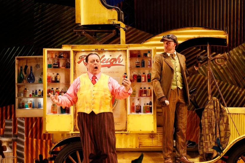 The Elixir of Love 2015 Opera Australia, Conal Coad