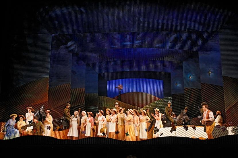 The Elixir of Love 2015 Opera Australia