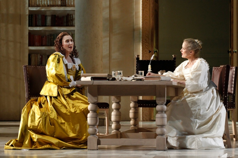 The Marriage of Figaro 2015 Opera Australia, Jane Ede, Taryn Fiebig