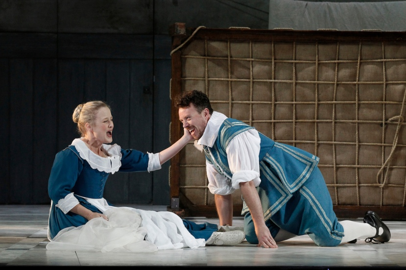 The Marriage of Figaro 2015 Opera Australia, Taryn Fiebig, Andrew Jones