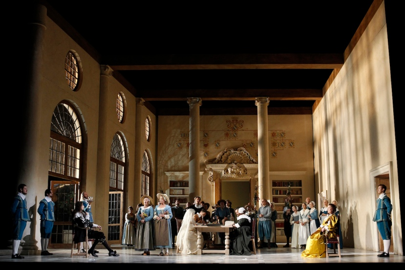 The Marriage of Figaro 2015 Opera Australia