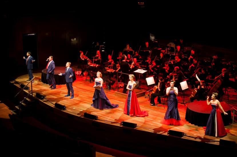 Victorian Opera 2015 - Seven Deadly Sins at Hamer Hall