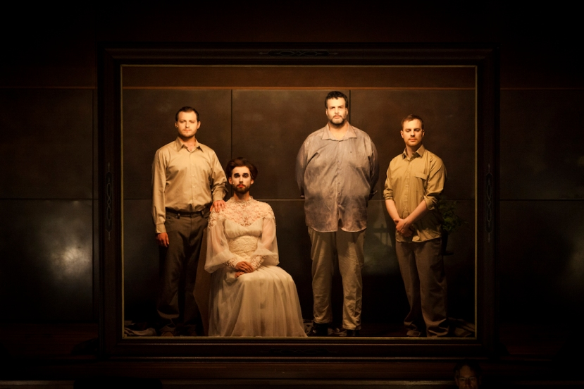 Victorian Opera 2015 - Seven Deadly Sins, Michael Petruccelli, Jeremy Kleeman, Carlos E. Barcenas, Nathan Lay