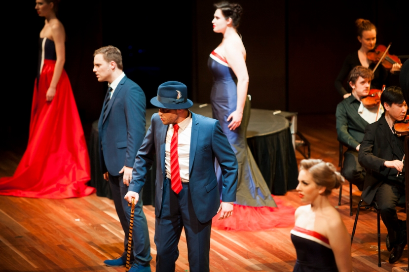 Victorian Opera 2015 - Seven Deadly Sins