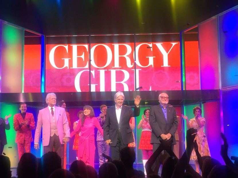 Georgy Girl opening night - The Seekers