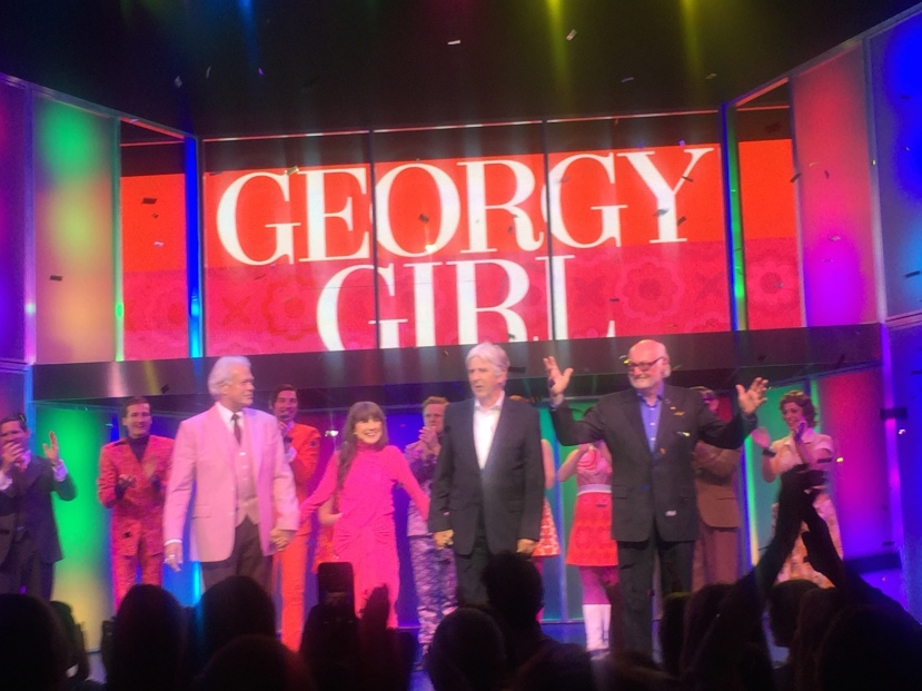 Georgy Girl opening night, The Seekers