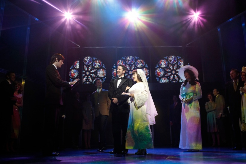 Georgy Girl - The Seekers Musical Adam Murphy, Pippa Grandison