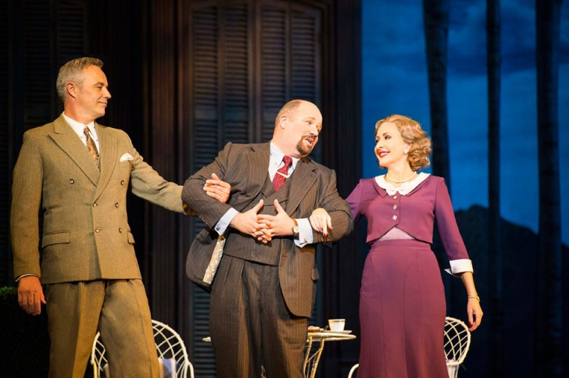 The Sound of Music 2015 Australia, Cameron Daddo, David James, Marina Prior