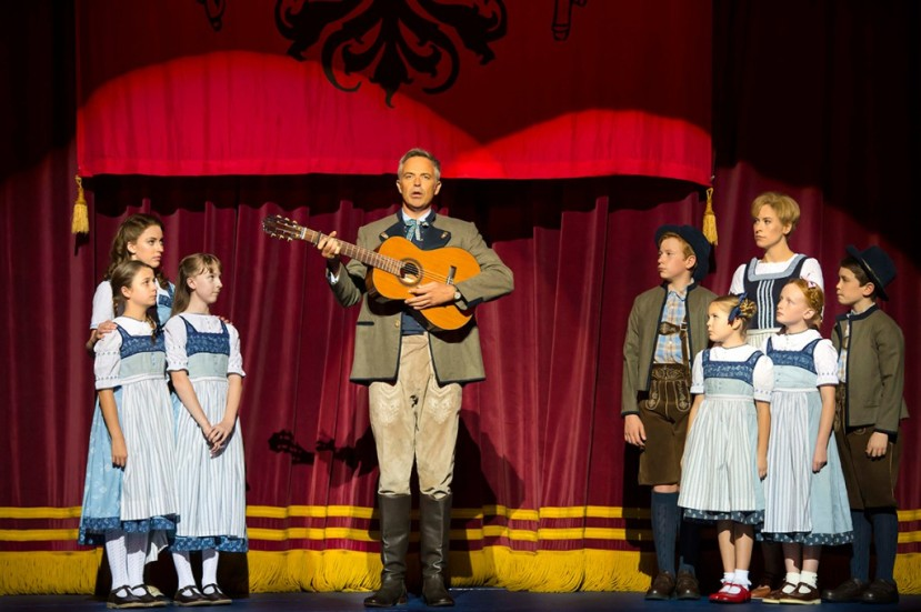 The Sound of Music 2015 Australia, Edelweiss