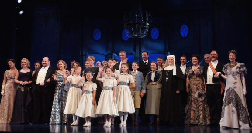 The Sound of Music Sydney 2015