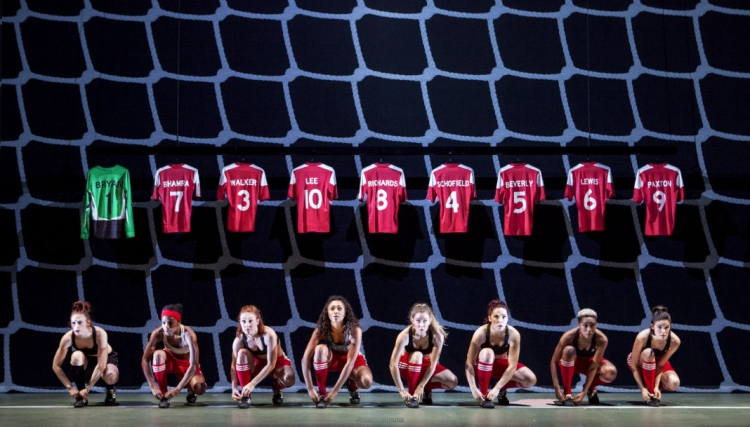 Bend It LIke Beckham The Musical, Harriers