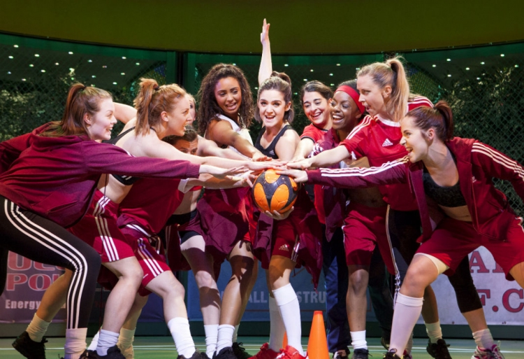 Bend It LIke Beckham The Musical, Hounslow Harriers