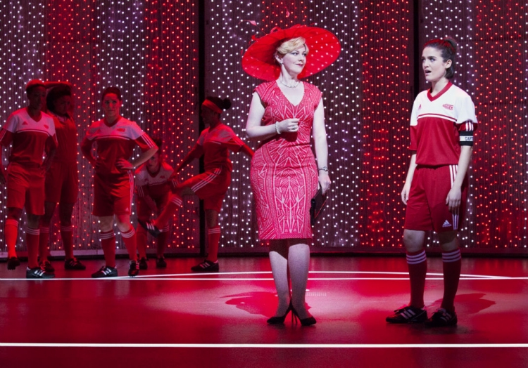 Bend It LIke Beckham The Musical, Sophie-Louise Dann, Lauren Samuels