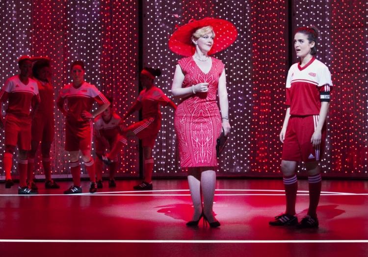 Bend It LIke Beckham The Musical, Sophie-Louise Dann, Lauren Samuels
