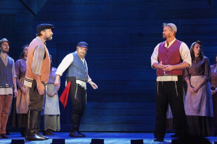 Fiddler on the Roof 2015 Melbourne