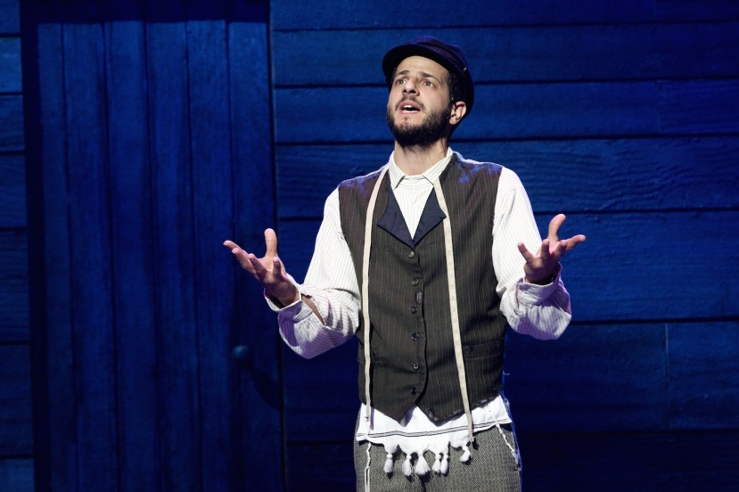 Fiddler on the Roof 2016 Australia, Lior as Motel