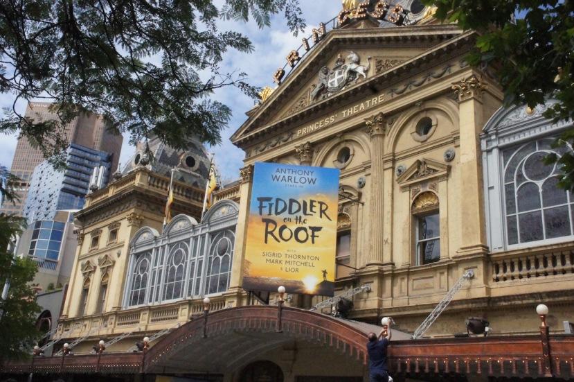 Fiddler on the Roof 2015 Melbourne