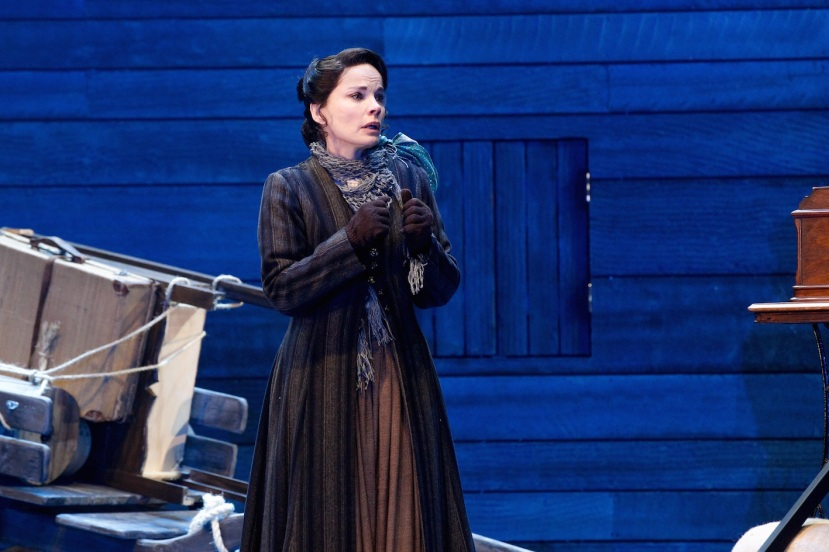 Fiddler on the Roof 2016 Australia, Sigrid Thornton as Golde