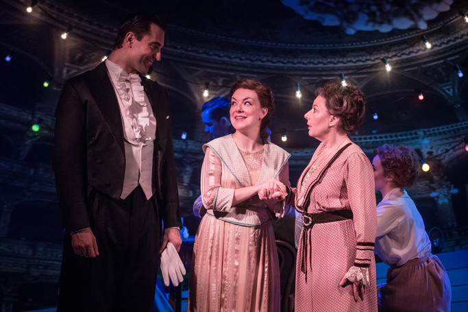 Funny Girl 2016 London, Darius Campbell, Sheridan Smith, Marilyn Cutts