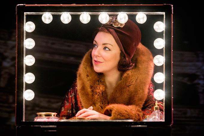 Funny Girl 2016 London, Sheridan Smith as Fanny Brice